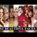 世界で最も美しい顔100人[2014]  の女性を米国の映画情報サイト「TC Candler」が選んだ